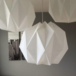 Lampe Papier Diy
