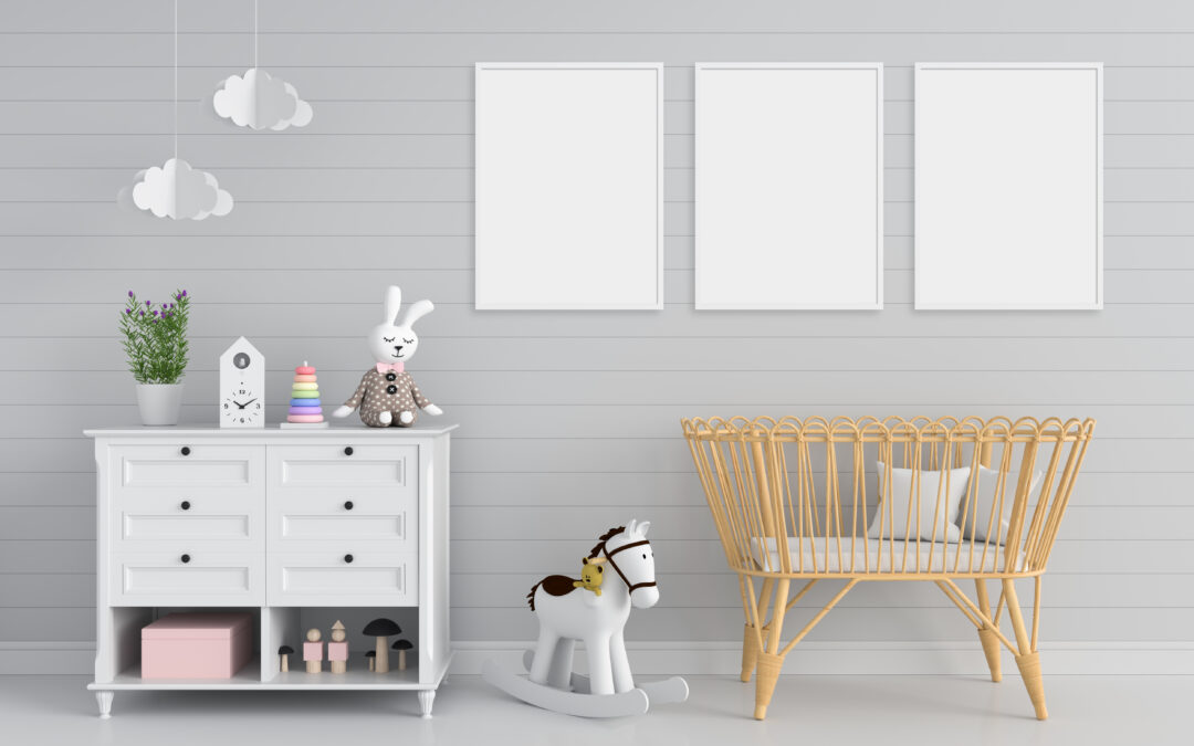 Choisir le thème et l'ambiance de la chambre de votre enfant